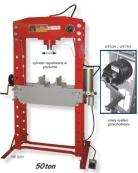 Prasa warsztatowa hydrauliczna WP 50H