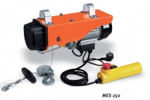 Mini wciągarka elektryczna Unicraft MES...