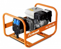 Generator Unicraft PG 320 SR