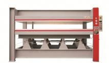 Hydrauliczna prasa do klejenia HP 80E